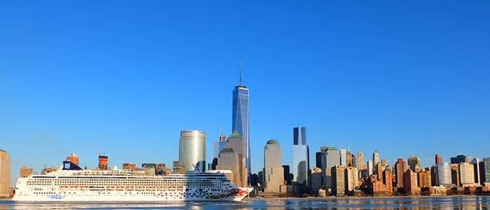 Transfer zwischen den New Yorker Flughäfen und New Yorker Häfen