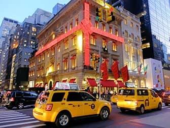 Weihnachtszeit in New York - Cartier
