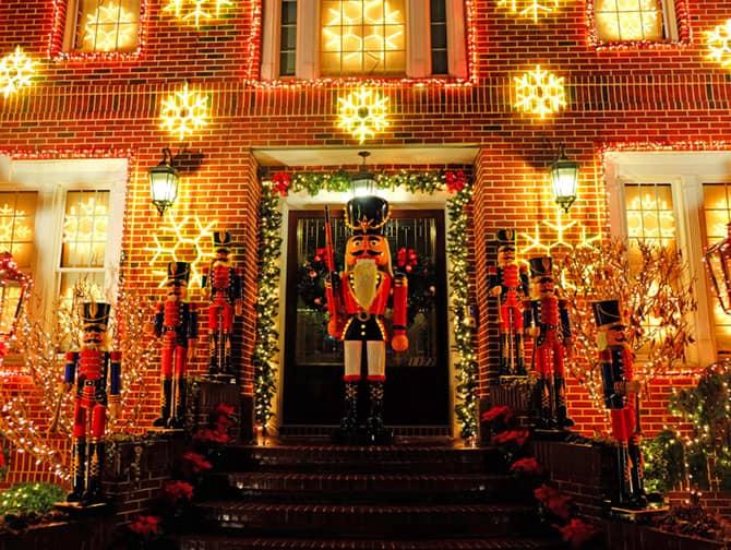 Weihnachtsbilder New York.Weihnachtszeit In New York Newyorkcity De