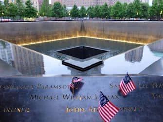 9 11 Memorial Am Ground Zero Newyorkcity De