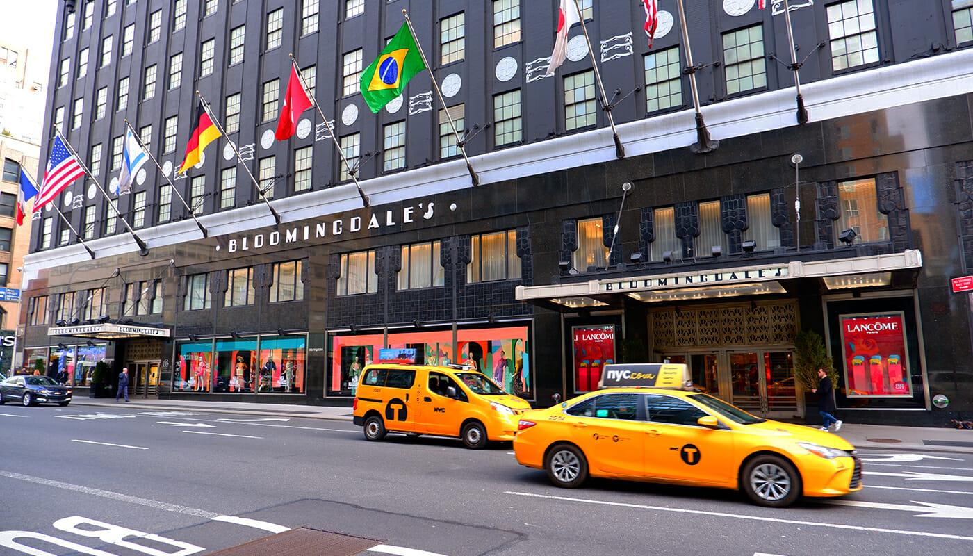 Wie deutsch ist New York? - Bloomingdale's New York