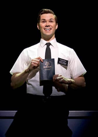 Book of mormon nyc tickets