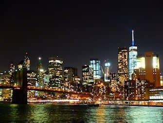 Bootstour mit Abendessen in New York - Skyline