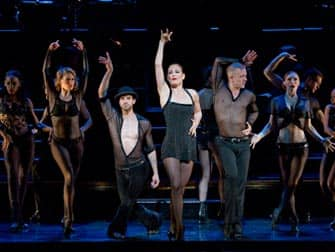 Chicago am Broadway - Ensemble