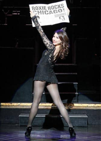 Chicago am Broadway - Roxie Hart