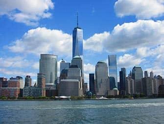 Circle Line Bootstour um Manhattan - 1WTC