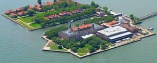 Ellis Island in New York