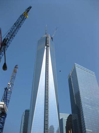 Freedom Tower One World Trade Center - One World Trade Center New York