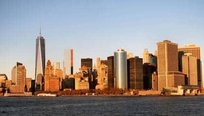 Freedom Tower - One World Trade Center - Skyline