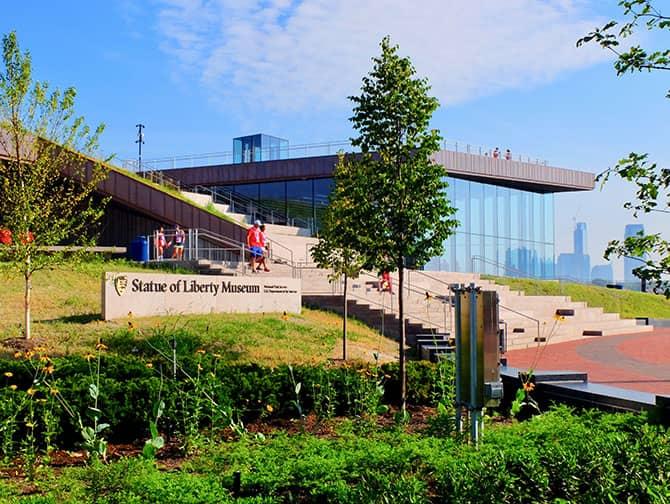 Freiheitsstatue - Museum