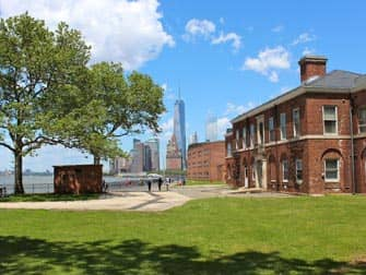 Governors Island - 1WTC