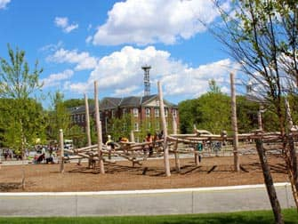 Governors Island - Spielplatz