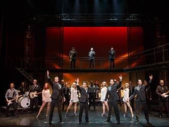 Jersey Boys in New York Tickets - Ensemble