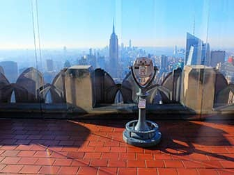 Top of the Rock Tickets - Aussichtsplattform