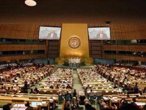 Vereinte Nationen in New York