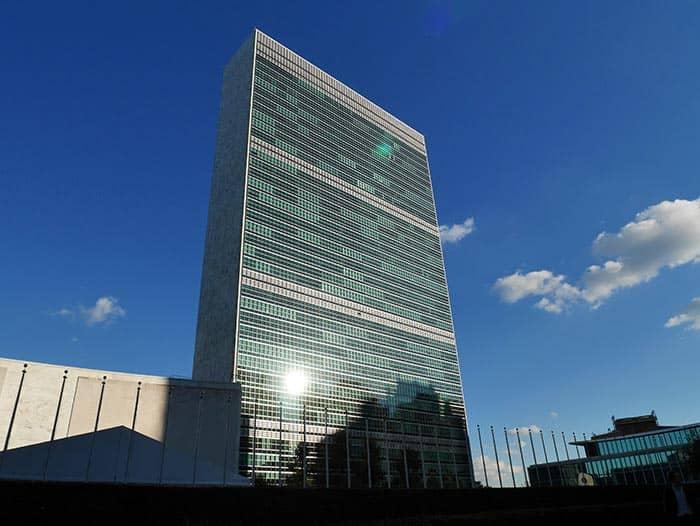 Vereinte Nationen in New York - UN Hauptsitz
