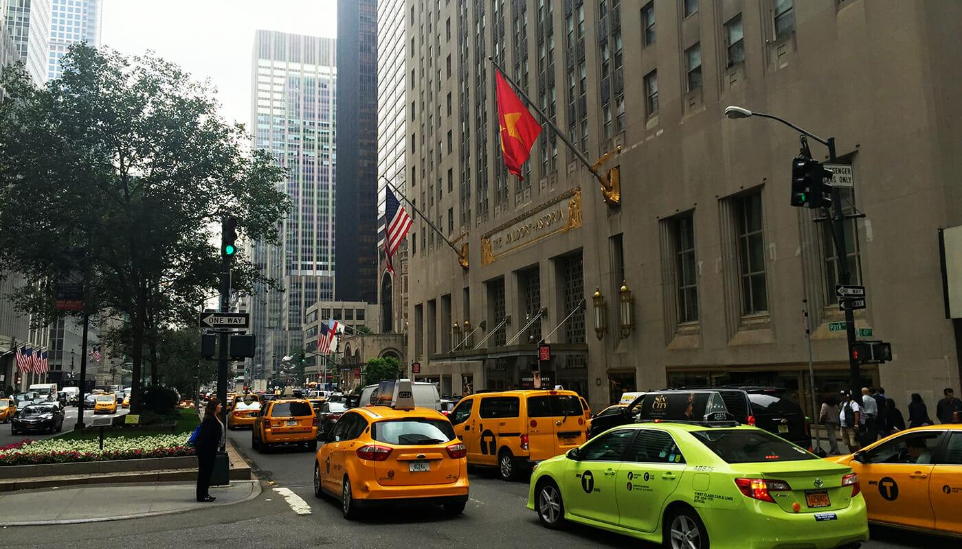 Wie deutsch ist New York? - Waldorf Astoria
