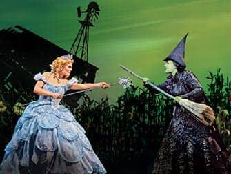 Wicked am Broadway