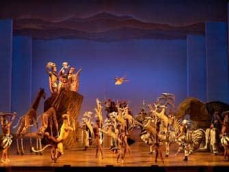 König der Löwen am Broadway