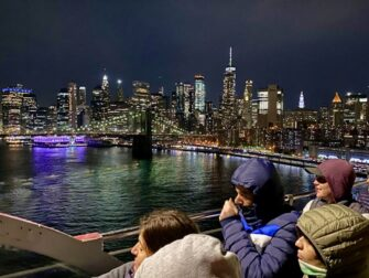 Big Bus in New York - Abendtour