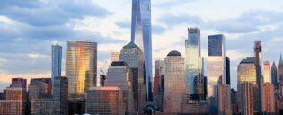 Bootstouren am Abend in New York