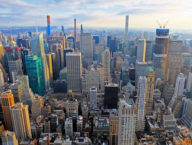 Empire State Building Tickets - Aussicht Uptown Manhattan