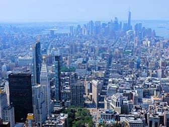 Empire State Building Tickets - Downtown Aussicht