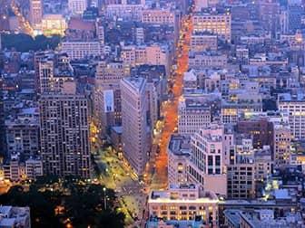 Empire State Building Tickets - Aussicht Flatiron
