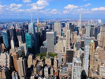Empire State Building Tickets - Uptown Aussicht
