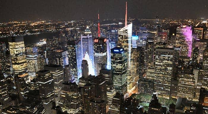 Prix Empire State Building New York