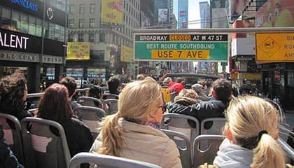 Nyc Bus Tours Hop On Hop Off