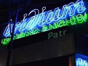 Jazz und Blues in New York - Iridium