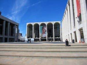 Lincoln Center Gebäude