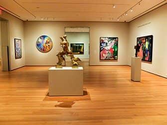 MoMA Museum of Modern Art - VIP Tour Skulptur