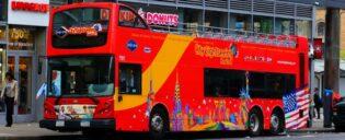 New York Bustour und Attraktionen Rabattpaket