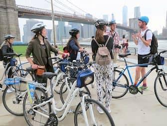 New York Pass Fahrradtour