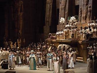 Opernkarten in New York - Aida