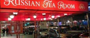 Russische Teestube - New York