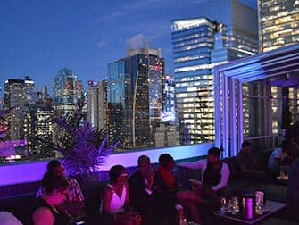 Sky Room in New York