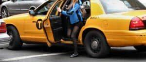 Taxi ist die beste Art um in New York herum zu kommen