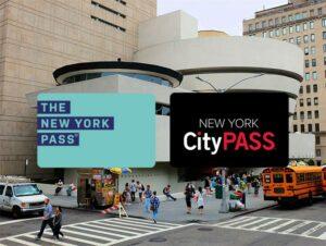Unterschied zwischen New York CityPASS und New York Pass