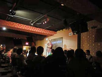 comedy club stand up ny Komedien