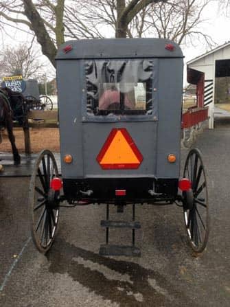 Amischen Buggy