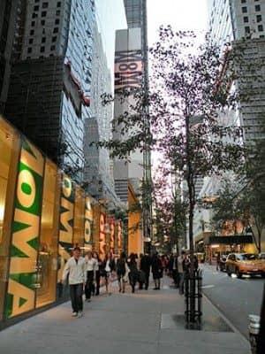 Freier Eintritt zum MoMA in New York