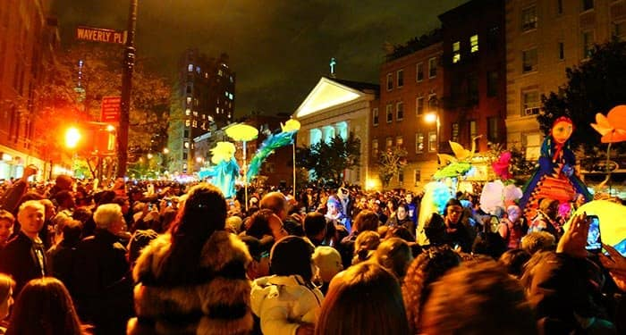 Halloween in New York - Village Halloween Parade