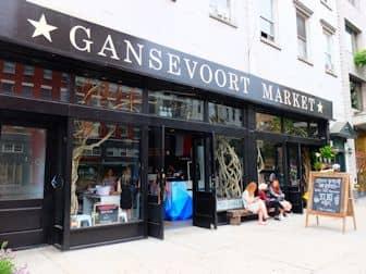 Märkte in New York - Gansevoort Market