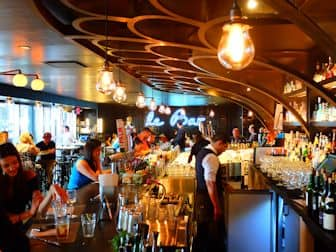 Märkte in New York - Le Bar im Le District