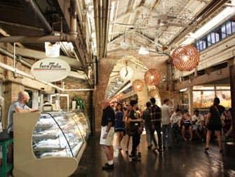 New York Märkte - Chelsea Market