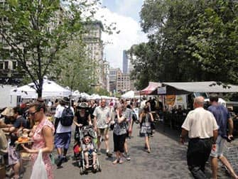 New York Märkte - Union Square Market