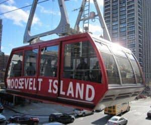 Roosvelt Tram New York